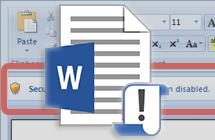 DOCM 拡張子 ファイルのウイルス迷惑メール は、Zeptoのランサムウェアを広げます