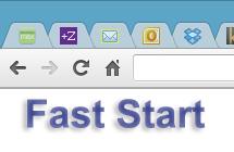 Fast Startニュータブをモジラファイアフォックス、クロームとIEからの削除方法
