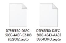 Zeptoランサムウェアの削除と復元 方法: .zeptoファイルウイルスの解凍